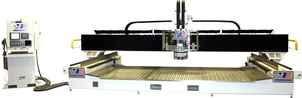 138EDS - CNC Stone Router