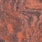 African Multicolor Granite Countertop