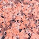 Big Flower Pink Granite Countertop Atlanta