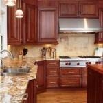 Brown Granite Countertops