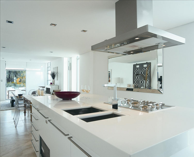 Pictures Of Caesarstone Countertops Cinder From Caesarstone - Caesarstone blizzard countertop