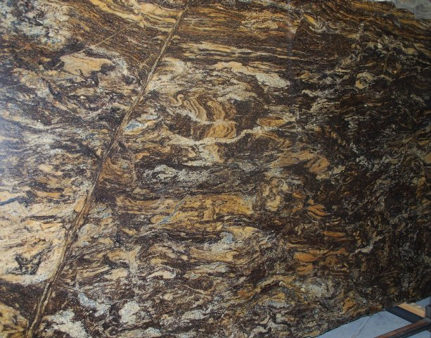 Cappucino Granite Countertop Atlanta