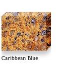 Caribbean-Blue in Atlanta Georgia