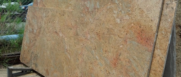 Cashmere Gold Granite Countertops Atlanta