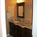 Classy Bathroom Granite Countertops