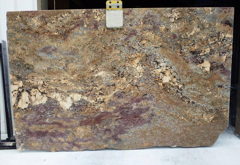 Crema Bordeaux Granite Countertop Warehouse
