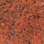 Crown Red Granite Countertop Atlanta