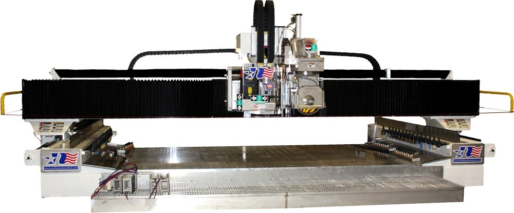 FabCenter by Northwood - CNC Granite Saw and CNC Stone Cutter