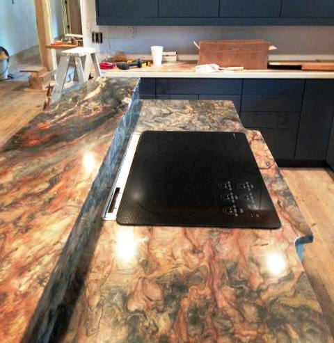 Countertop Warehouse : Granite Countertop Recent Work and Finished Job