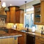 Kitchen Job Granite Countertops