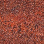 Lieto Red Granite Countertop Atlanta