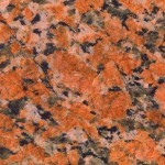 Porkkala Red Granite Countertop Atlanta