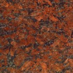 Red Sierra Chica Granite Countertop Atlanta