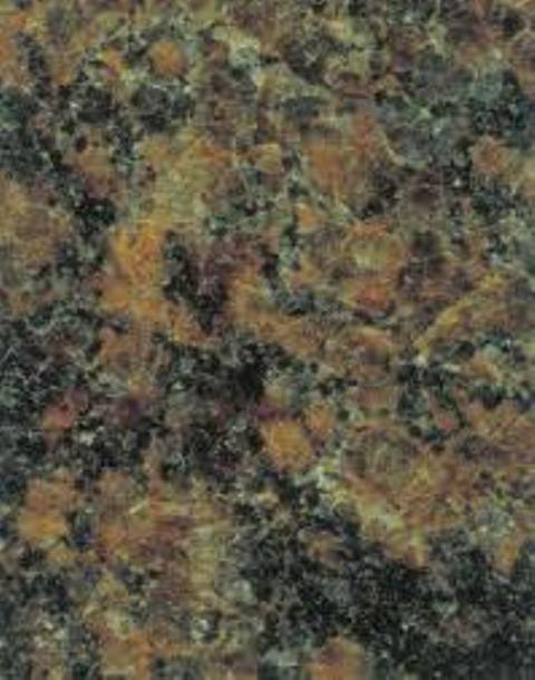 Royal Mahogany Granite Countertop Atlanta