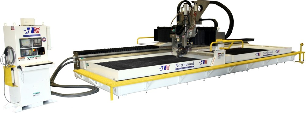 SJ270 - Twin-Table SawJET