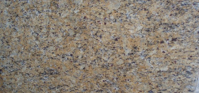 Santa Cecelia Gold Granite Countertops Atlanta