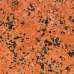 Sunset Red Granite Countertop Atlanta
