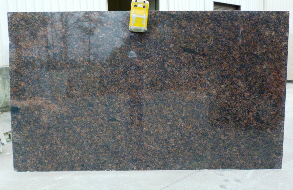 Color Spotlight Tan Brown Granite Countertop Warehouse