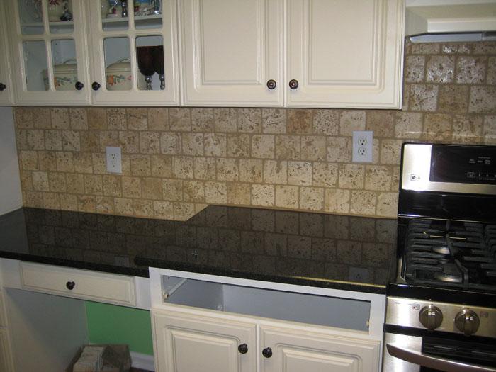 unique kitchen backsplash design - Kitchen Backsplash Installation Cost