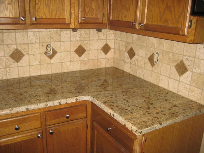 marble kitchen backsplash design