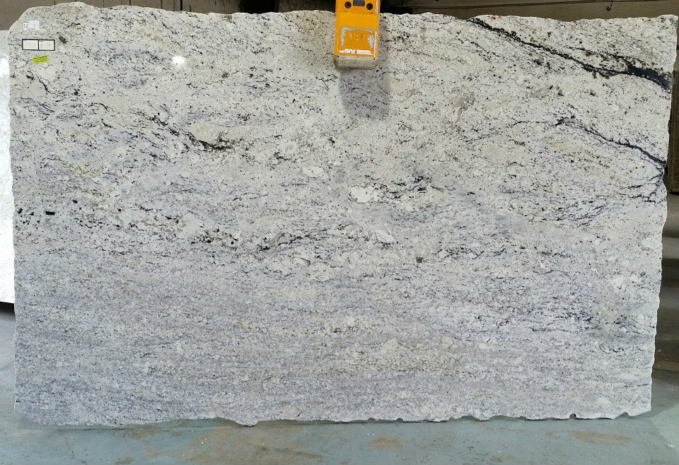 Color Spotlight White Ice Granite Countertop Warehouse