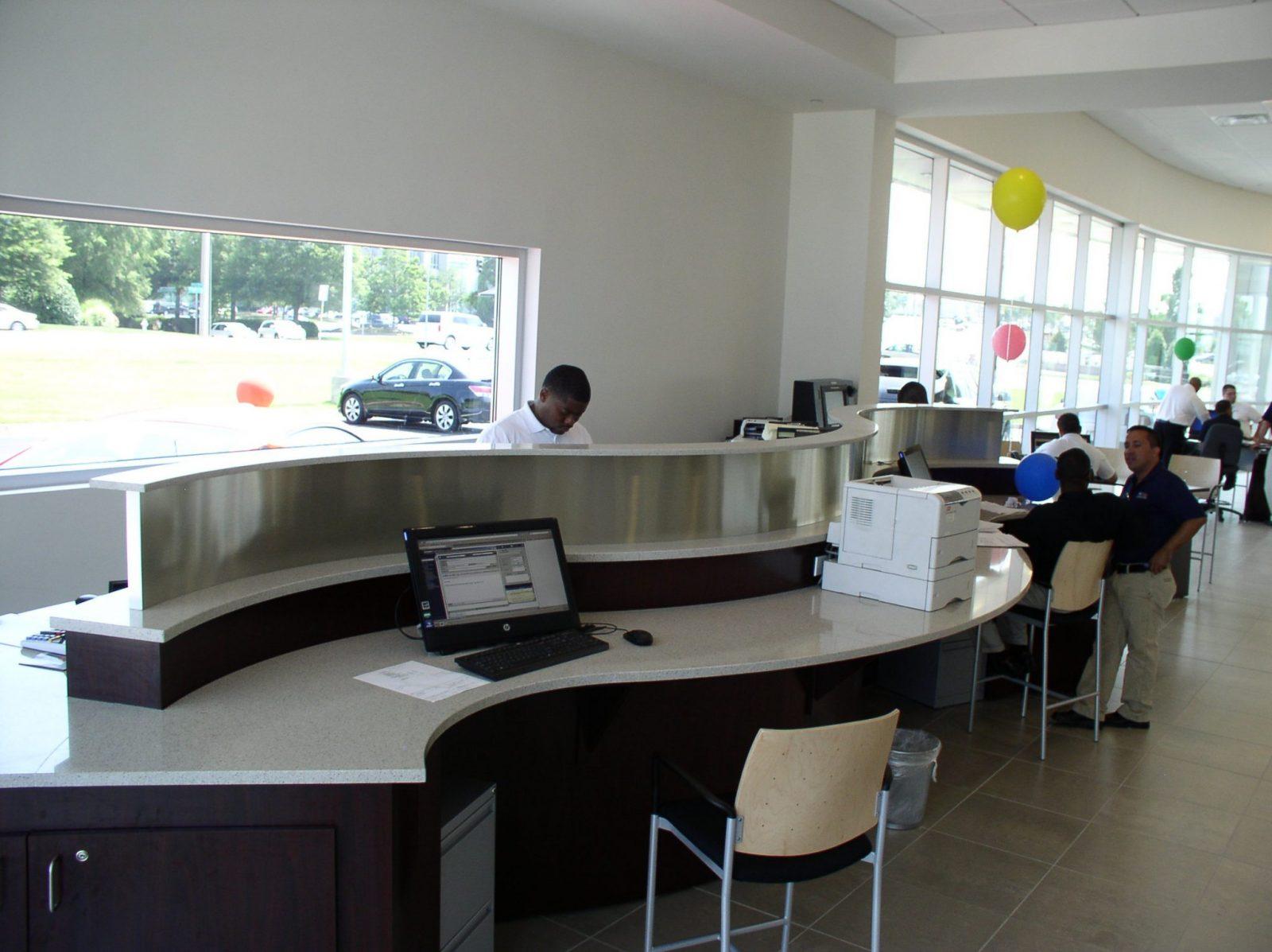 Granite Retail Countertop