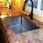 extra deep zero radius sink Granite Countertops