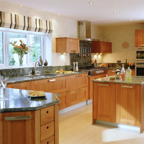 Green Granite Countertops Kitchen Designs in Atlanta, North Georgia