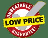 low price granite guarantee on the cost of quartz countertop