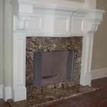 Barbarella Granite Fireplace