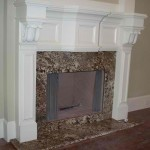 Barbarella Granite Fireplace