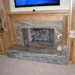 Succuri Granite Fireplace