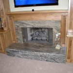 Succuri Granite Fireplace