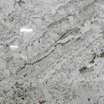 White Galaxy Granite Countertop Atlanta