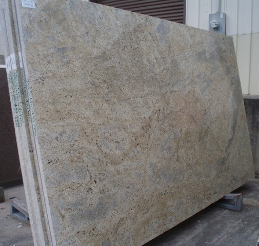 Color Spotlight Cashmere Gold Granite Countertop Warehouse