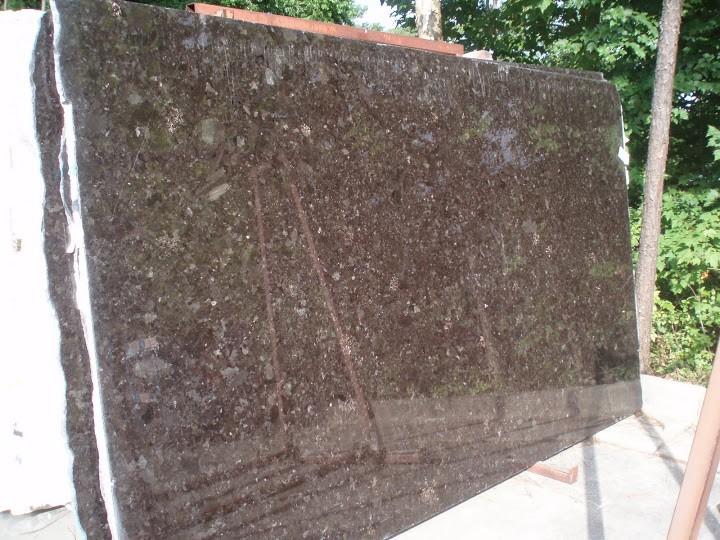 Antique Brown Granite Countertop Atlanta