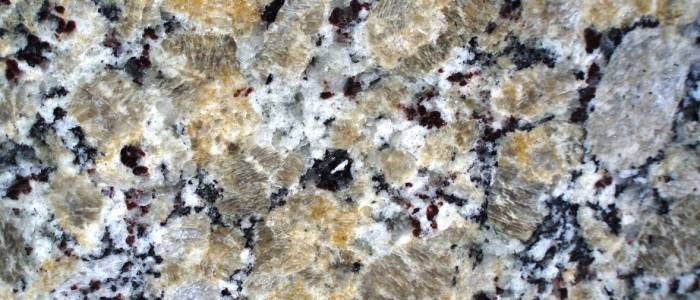 Beige Butterfly Granite Countertops Atlanta