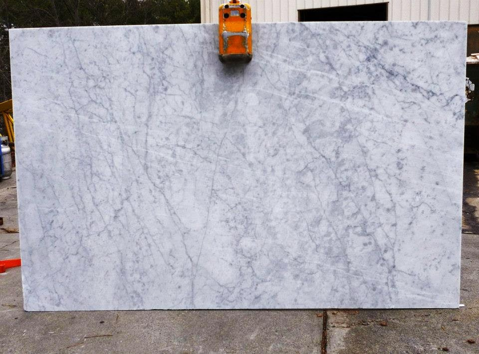 White Marble Granite Countertops