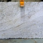 Arctiv White Leathered Granite Countertop