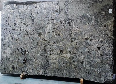 Ash Blue Granite Countertop