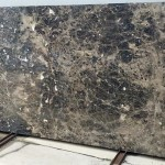 Dark Emperador Marble Granite Countertop
