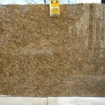Giallo Fiorito Granite Countertop Atlanta
