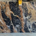 Magma Gold Granite Countertop