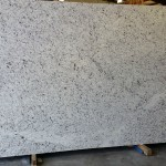 Giallo Ornamental Light Granite Countertop