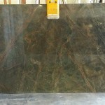 Rain Forest Green Marble Granite Countertops