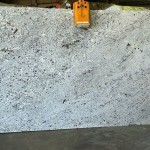Snow Flakes Granite Countertop