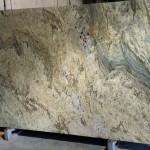 Typhoon Green Polished Granite Coutnertops Atlanta