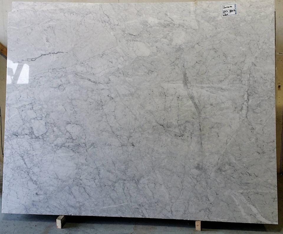 White Carrara. White Carrara Granite Countertops Atlanta