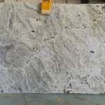 White Fantasy Granite Countertops Atlanta
