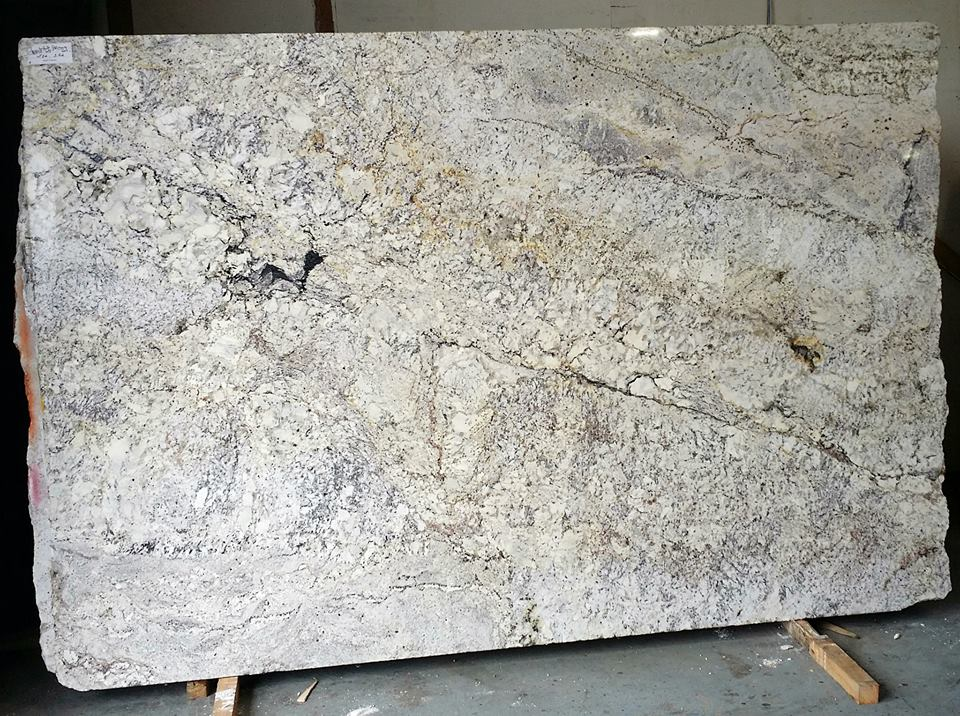 Color Spotlight White Spring Granite Countertop Warehouse
